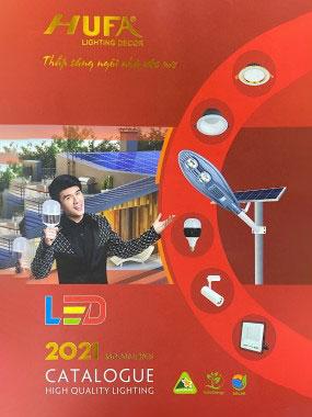 Catalogue Đèn Chiếu Sáng Hufa 2021